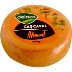 Cascaval Afumat 450g Delaco