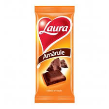 Ciocolata Laura - amaruie 95g