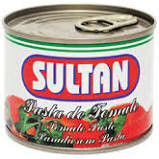 Pasta de tomate 70g Sultan