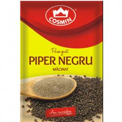 Piper negru macinat 17g Cosmin