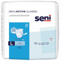 Scutece adulti Active Classic Large, 30 buc. Seni