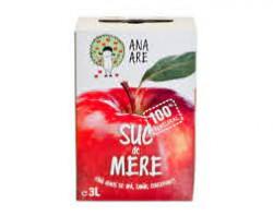 Suc de mere 100% 3L Ana Are