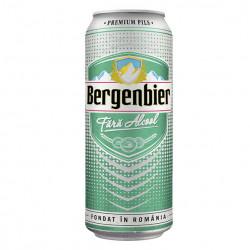 Bere fara alcool Bergenbier doza 0.5L