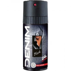 Deo Spray Denim Black