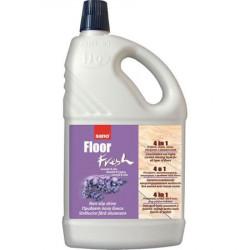 Detergent pardoseli Floor Fresh Liliac, 2L Sano