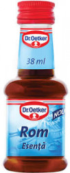 Esenta de rom 38ml Dr.Oetker