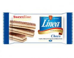 Napolitane cacao 100g Linea