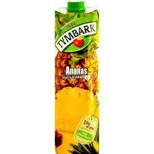 Suc natural de Ananas 1L Tymbark