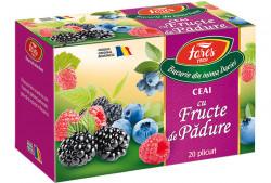 Ceai Fructe de padure 20 plicuri Fares