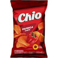 Chio Chips ardei gras 140g
