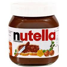 Crema de alune 1kg Nutella