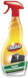 Detergent bucatarie Degresant Plite Vitroceramice, 500 ml Triumf