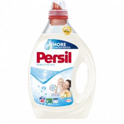 Detergent lichid Sensitive, 2L, 40 spalari Persil