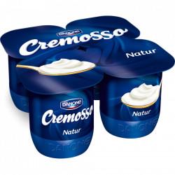 Iaurt natural 5.3% Danone Cremosso set de 4
