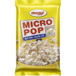 Popcorn cu aroma de unt pentru microunde 100g Mogyi