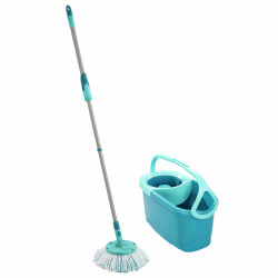 Set curatenie Clen Twist Disc Mop Leifheit