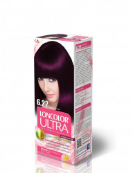 Vopsea de par nr. 6.22 Violet Intens 100ml Loncolor Ultra