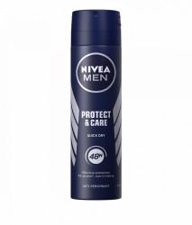 Anti-perspirant Spray 150ml Protect&Care Nivea Men