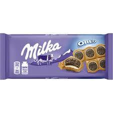 Ciocolata Milka cu oreo 100 g