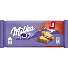 Ciocolata Milka LU 100 g