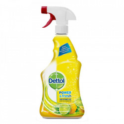 Dezinfectant Power & Fresh 750ml cu pulverizator Dettol