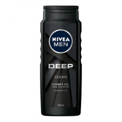 Gel de dus Deep, 500 ml Nivea Men