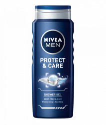 Gel de dus Protect & Care, 250 ml Nivea Men