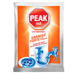 Granule desfundat tevi 80g apa fierbinte Peak Out