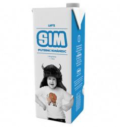 Lapte 1,5% grasime Sim