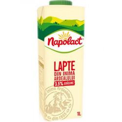 Lapte Napolact 3.5% grasime 1L