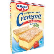 Mix pentru crema Cremsnit 230g Dr.Oetker