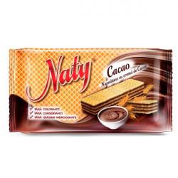 Napolitane cacao 160g Naty