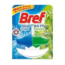 Odorizant WC Aparat Duo Aktiv Bref