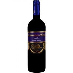 Vin rosu demisec 0.75L Schwaben Wein Recas
