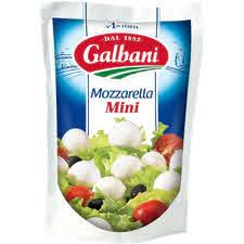 Branza Mozzarella Mini 150g Galbani