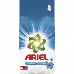Detergent automat Ariel Touch of Lenor, 2kg, 20 spalari