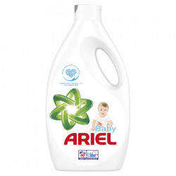 Detergent lichid Baby , 2.2L, 40 spalari Ariel