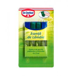 Esenta de lamaie Dr. Oetker 4 x 2 ml