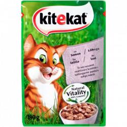 Hrana umeda pisici 100g KiteKat somon