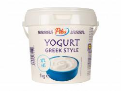 Iaurt grecesc 10% 1kg PIlos