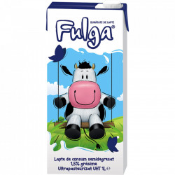 Lapte UHT 1,5% grasime Fulga