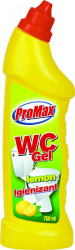 Promax Wc Gel Igienizant, 750 ml