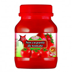 Sos cu pasta de tomate 540g Regal