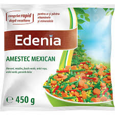 Amestec mexican 450g Edenia
