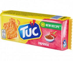Biscuiti sarati cu ardei 100g Tuc