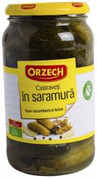 Castraveti murati in saramura 670g Orzech