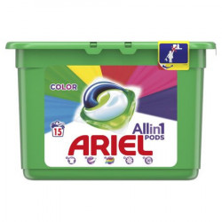 Detergent capsule Ariel All in One PODS Color - 13 spalari