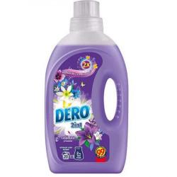 Detergent rufe Dero lichid Lavanda 1L, 20 spalari