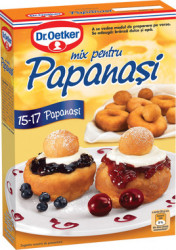 Mix Papanasi 260g Dr.Oetker