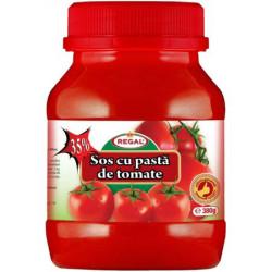 Sos cu pasta de tomate 380g Regal